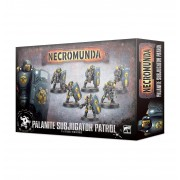 Necromunda : Corpse Grinder Cult Dice Set