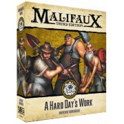 Malifaux 3E - Outcasts - A hard Day's Work