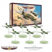 Blood Red Skies: Messerschmitt M262 Squadron, 6 planes