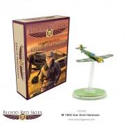 Blood Red Skies - German Ace Pilot Erich Hartmann