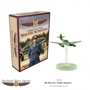 Blood Red Skies - German Ace Pilot Walter Nowotny