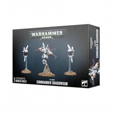 W40K : T'au Empire - Commander Shadowsun