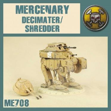 Dust - Shredder/Decimater