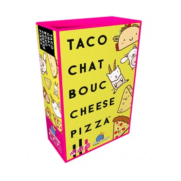 Taco Chat Bouc Cheese Pizza | Campbell, Dave. Auteur