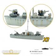 Cruel Seas: ML 303 Motor Launch