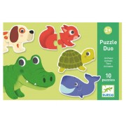 Puzzle Duo – Duo Animaux