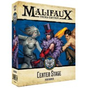 Malifaux 3E - Arcanists - Center Stage
