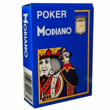 Modiano Bleu - 4 coins jumbo