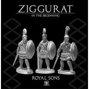 Ziggurat - Royal Sons