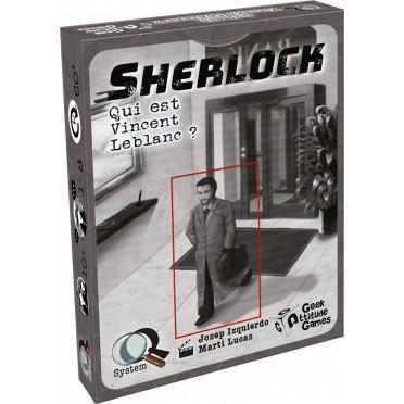 Q-System - Sherlock : Qui est Vincent Leblanc ?