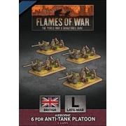 Flames of War - Airborne 6 pdr Anti-Tank Platoon