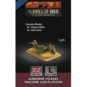 Flames of War - Airborne MMG Platoon
