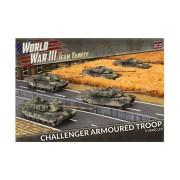 Team Yankee - Challenger Armoured Troop