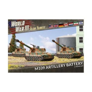 Team Yankee - M109 Artillery Battery