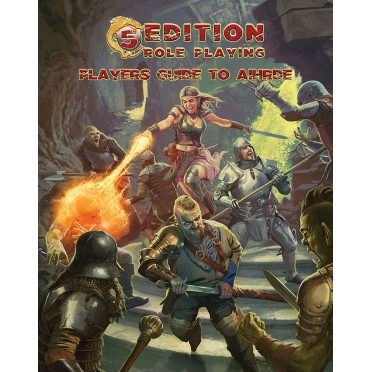 5th Edition - Player's Guide to Aihrde