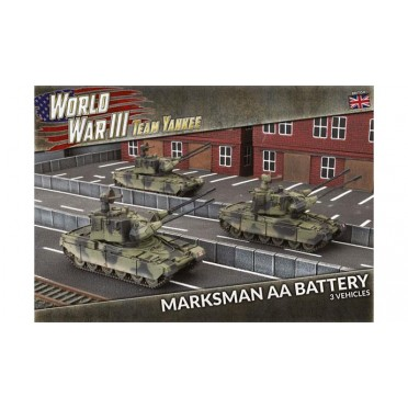 Team Yankee - MarksMan AA Battery