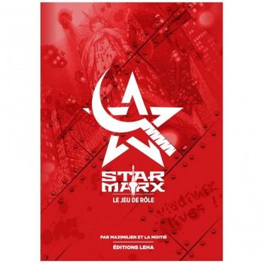 Star Marx - Livre de base