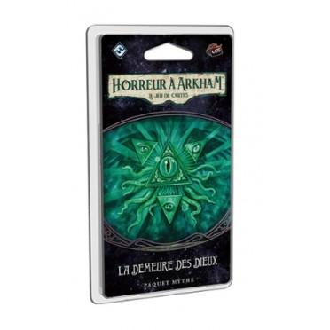 Horreur à Arkham : Le Jeu de Cartes - La Demeure Des Dieux