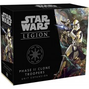 Star Wars : Legion – Phase II Clone Troopers Unit Expansion