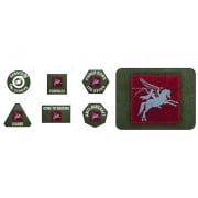 Flames of War - 6th Airborne Division Tokens & Objectives