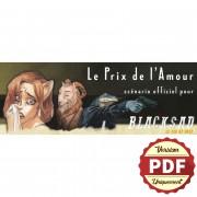 Blacksad - Scénario PDF : Le Prix de l'Amour