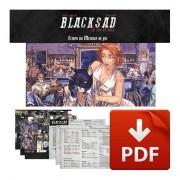 Blacksad - Ecran du Meneur en PDF