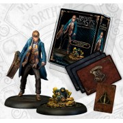 Harry Potter, Miniatures Adventure Game: Newton Scamander & Niffler