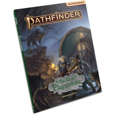 Pathfinder Second Edition - The Fall of Plaguestone