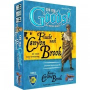 Oh My Goods ! Escape to Canyon Brook Expansion