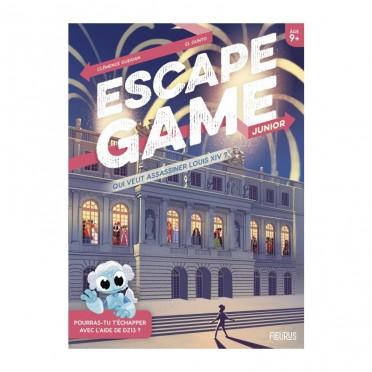 Escape Game Kids - Qui Veut Assassiner Louis XIV ?