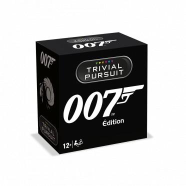 Trivial Pursuit Voyage : James Bond
