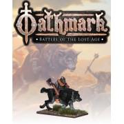 Oathmark: Goblin Wolf Rider Champion 1