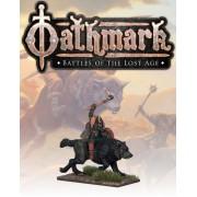 Oathmark: Goblin Wolf Rider Champion 3