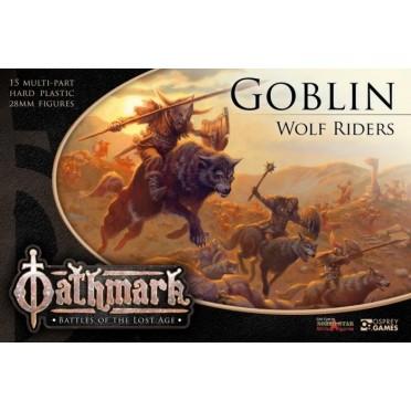 Oathmark: Goblin Wolf Riders