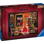 Puzzle Villainous - La Reine de Coeur