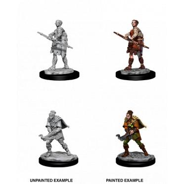 D&D Nolzur's Marvelous: Female Human Ranger