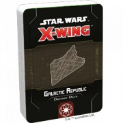 Star Wars X-Wing: Galactic Republic Damage Deck