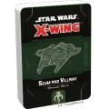 Star Wars X-Wing: Scum and Villainy Damage Deck 0