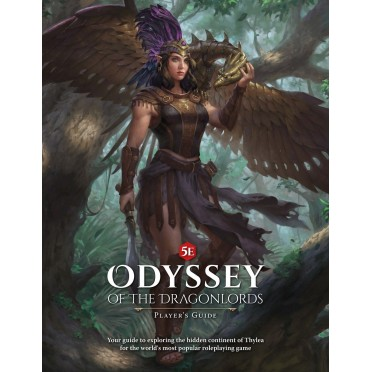 Odyssey of the Dragonlords - Player's Guide