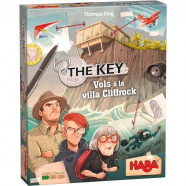 The Key : Vols à la Villa Cliffrock