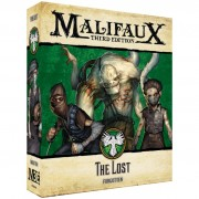 Malifaux - the Resurrectionists - The Lost