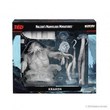 D&D Nolzur's Marvelous Miniatures - Kraken