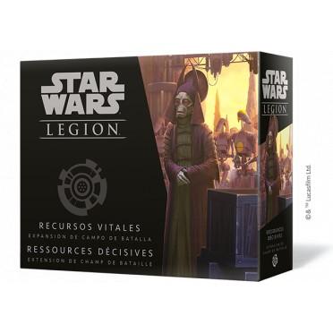 Star Wars : Légion - Ressources Décisives