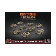 Flames of War - Universal Carrier Patrol