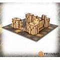 Iron Labyrinth Doors 3