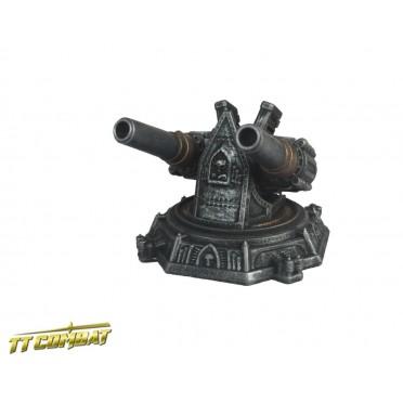 Siege Cannon Platform