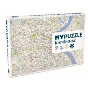 Mypuzzle Bordeaux - 1000 Pièces