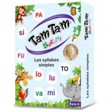 Tam Tam Safari : Les Syllabes