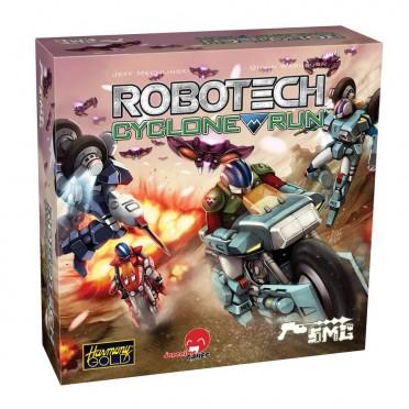 Robotech : Cyclone Run