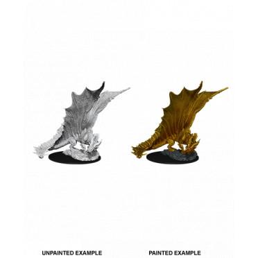 D&D Nolzur's Marvelous : Young Gold Dragon